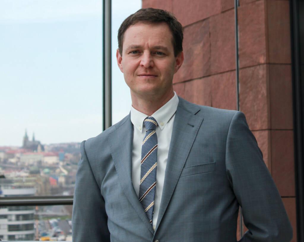 CA Immo: Vaclav Jonas ist neuer Geschäftsführer der Prager Niederlassung und verantwortet in dieser Funktion alle Asset und Property Management Aktivitäten der CA Immo in Tschechien, inklusive Mieterbetreuung und -Bindung, Bildquelle: CA Immo, © Aussendung (17.04.2018)