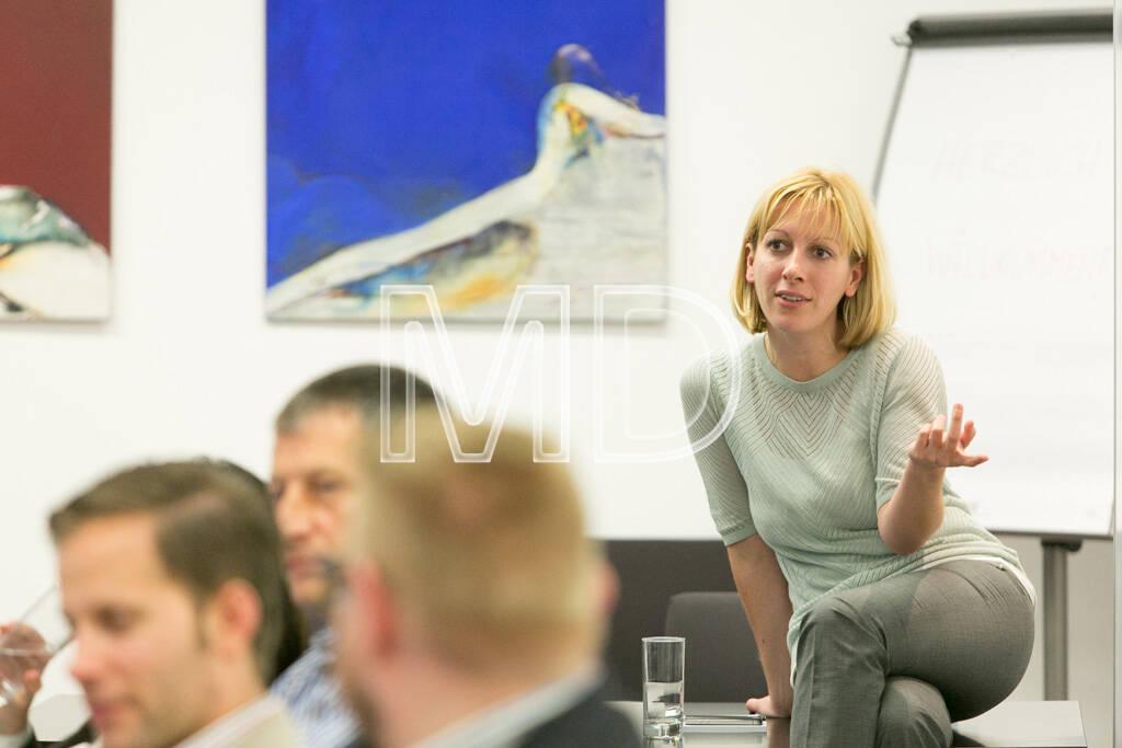 Elisabeth Wagerer (S Immo), © Martina Draper für S Immo (05.06.2013)