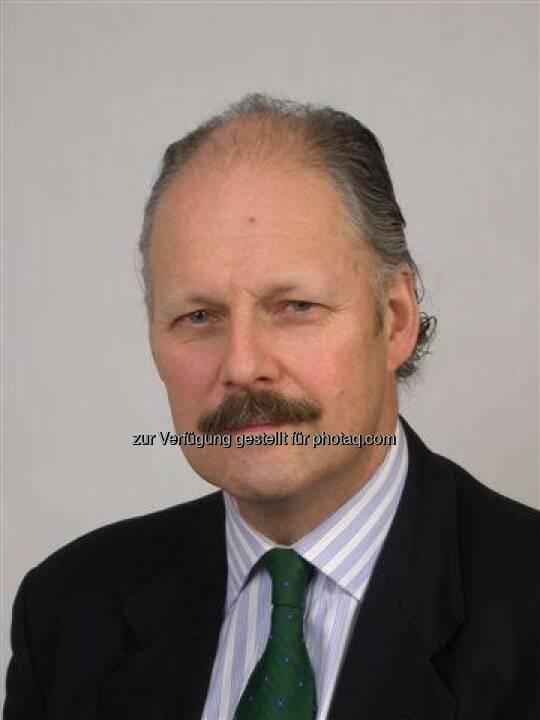 Rudolf Kinsky ist neues AVCO-Vorstandsmitglied