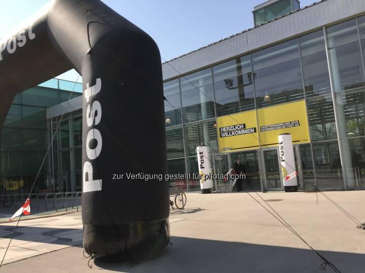 Post-HV 19.4.2018 Messe Wien