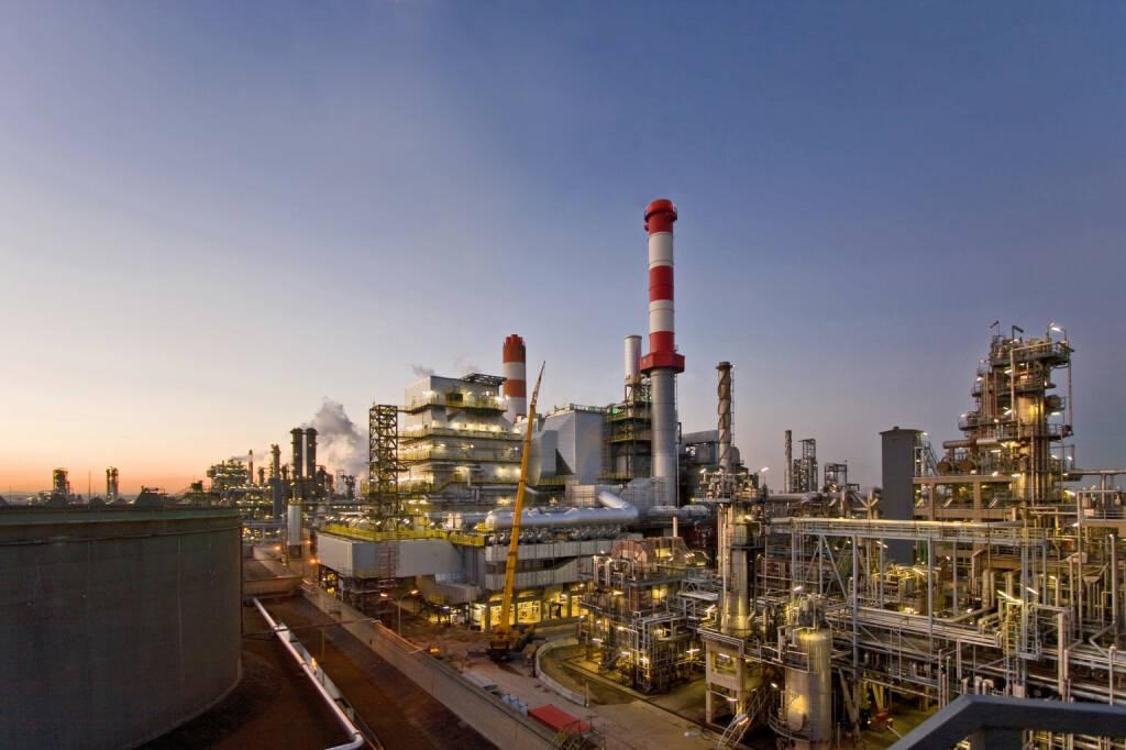 OMV Aktiengesellschaft: Die OMV Raffinerie Schwechat wird 60; Bild: OMV, © Aussender (20.04.2018)
