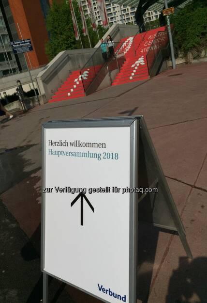 Verbund-HV 2018 (23.04.2018)