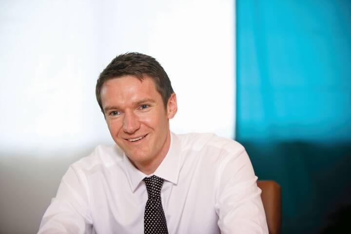 John Weavers, Fondsmanager im Aktienteam von M&G Investments, Bild: M&G