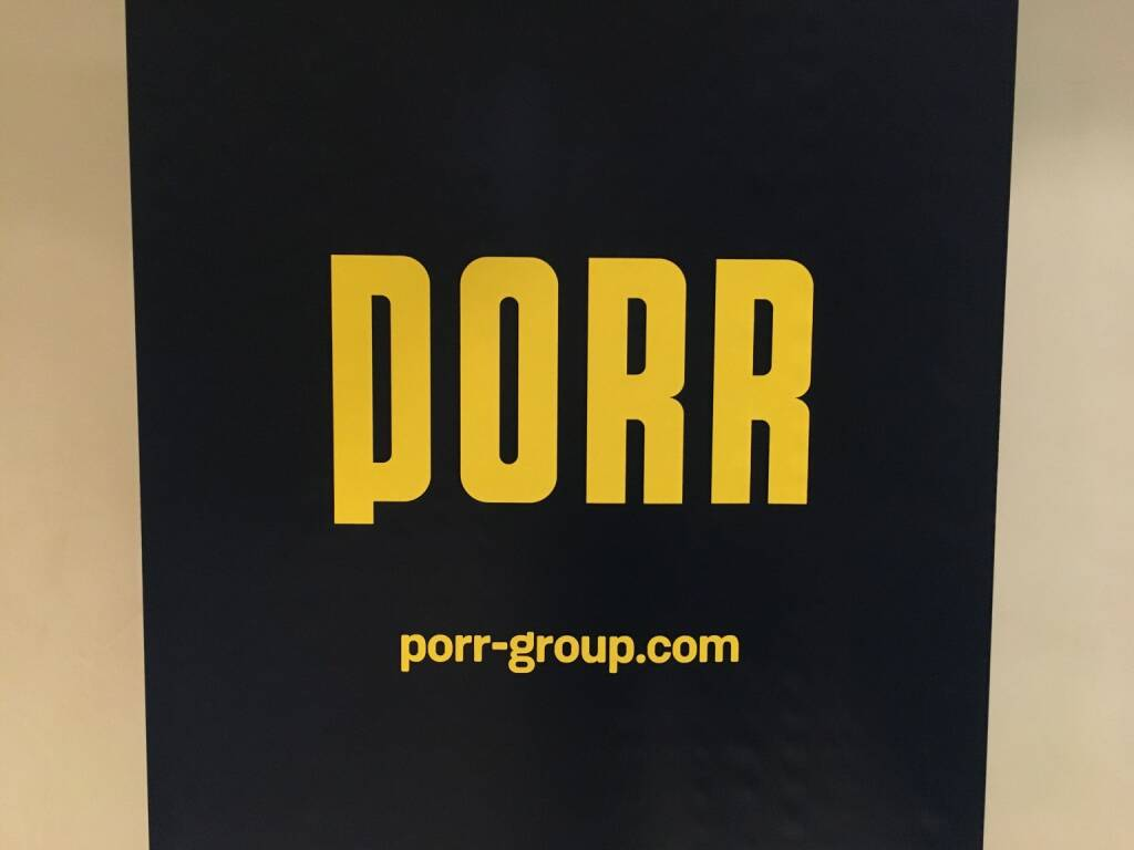 Porr, © Aussender (26.04.2018)