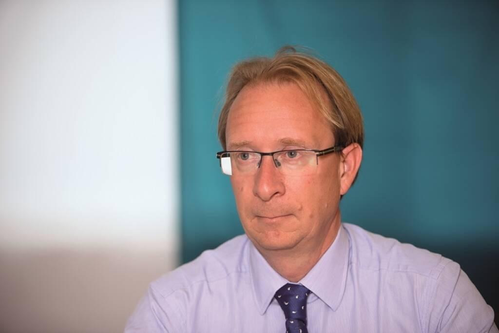 Richard Woolnough, Fondsmanager des M&G Optimal Income Fund. Bild: M&G (27.04.2018)