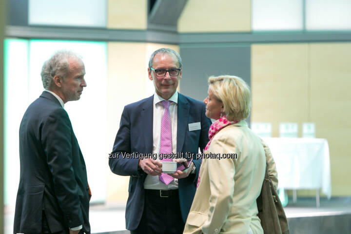 Christian Drastil (BSN), Wilhelm Celeda (RCB), Valerie Brunner (RCB)