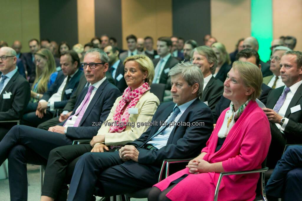 Wilhelm Celeda (RCB), Valerie Brunner (RCB), Johann Strobl (RBI), Heike Arbter (RCB), © Martina Draper (27.04.2018)