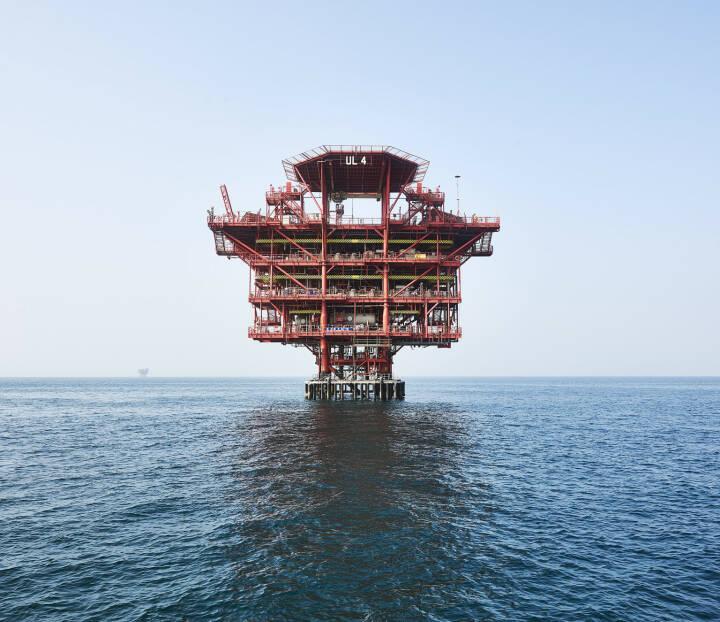 OMV und ADNOC unterzeichnen neues Offshore-Konzessionsabkommen - Umm Lulu Feld; Fotocredit:OMV