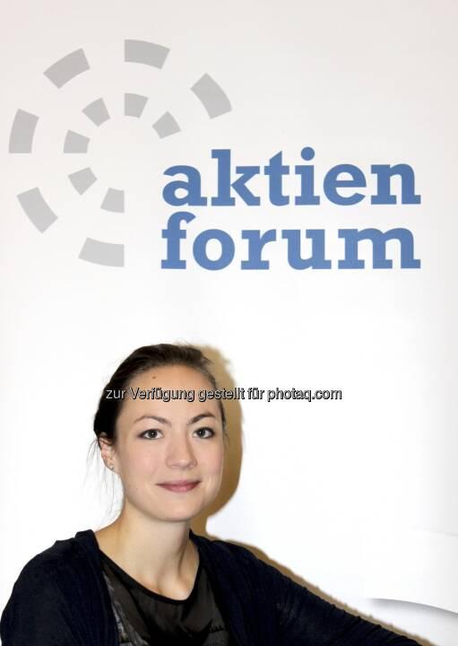 Ulrike Haidenthaller, Aktienforum, hat ihren Austrian Equity Day  heuer für 15. Oktober 2013, 14:00 - 19:00 Uhr anberaumt