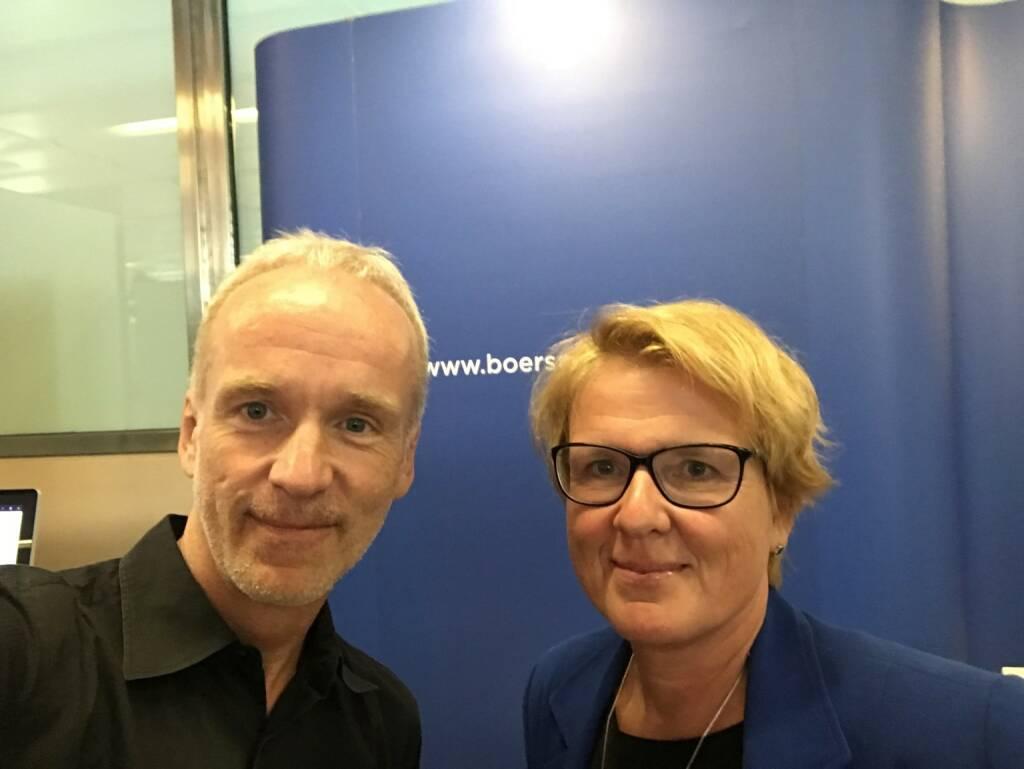 Christian Drastil, Edda Vogt (06.05.2018)