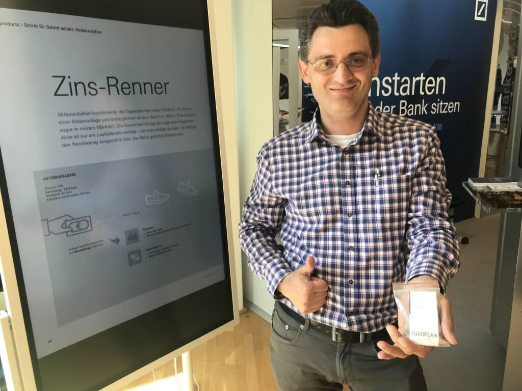 Dejan Milenkovic übernimmt Lithium von European Lithium (06.05.2018)