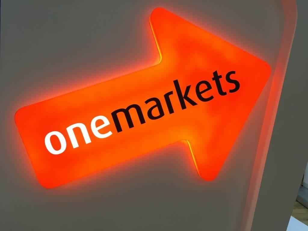 OneMarkets, Unicredit (06.05.2018)