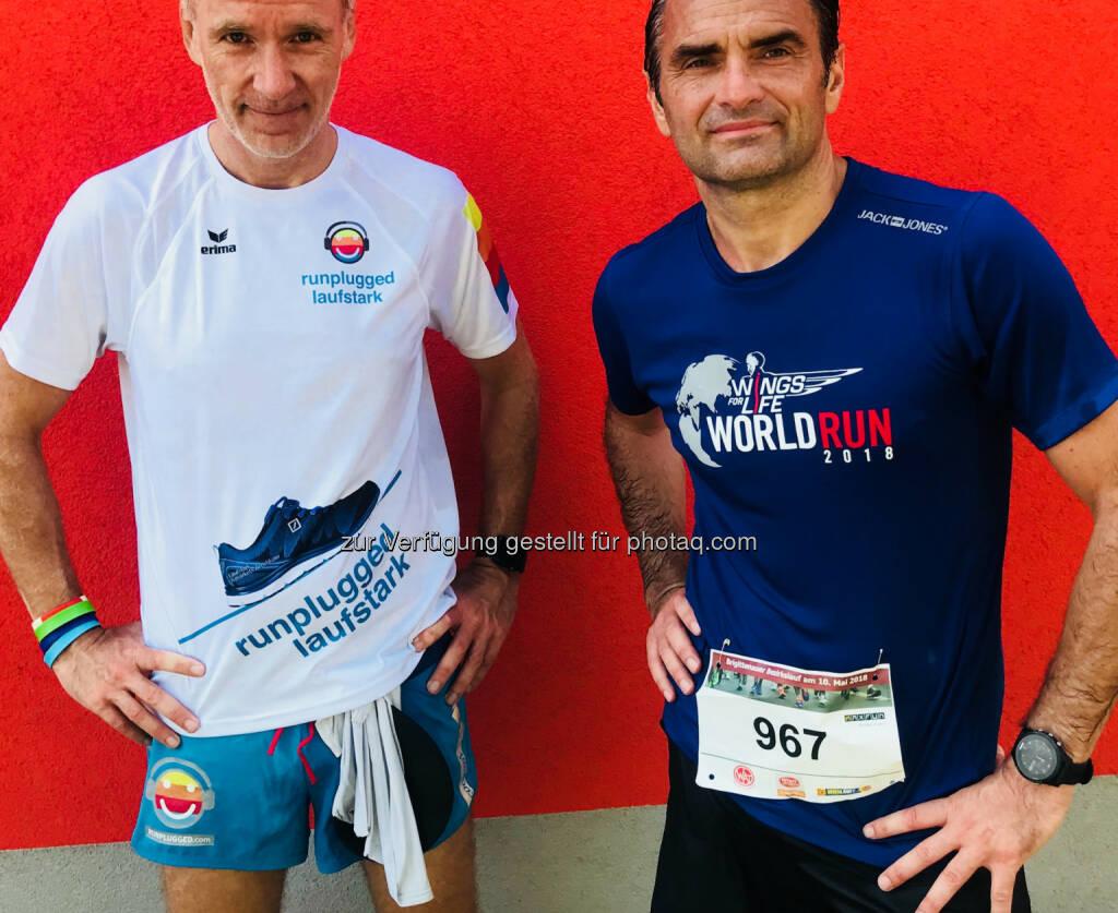 Christian Drastil, Helmut Wohak (10.05.2018)