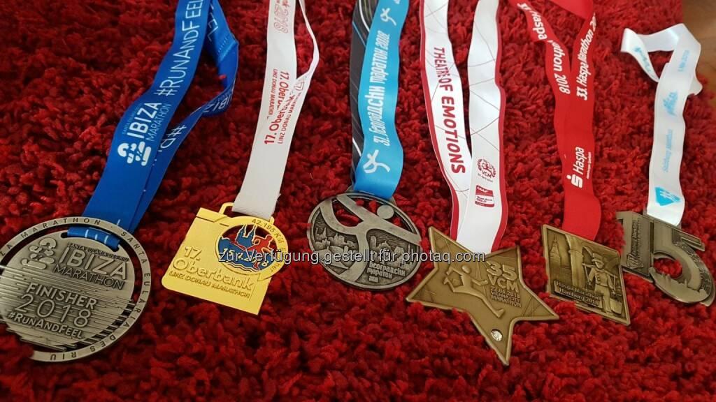 6 Marathons in 5 Weeks (12.05.2018)