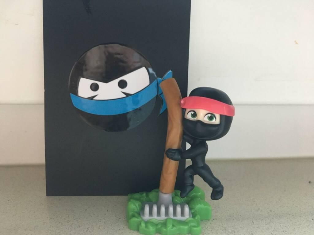 Growth Ninja im Überraschungsei, © diverse photaq (13.05.2018)