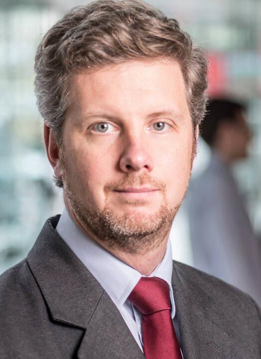 Charlie Thomas, Head of Strategy, Environment & Sustainability bei Jupiter, Bildquelle: Jupiter