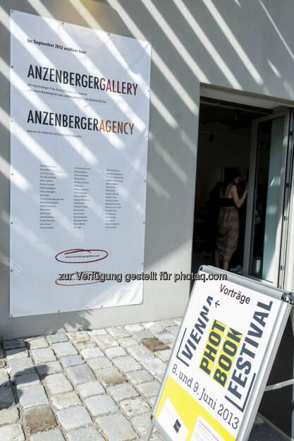 Anzenberger Gallery, © Martina Draper (09.06.2013)