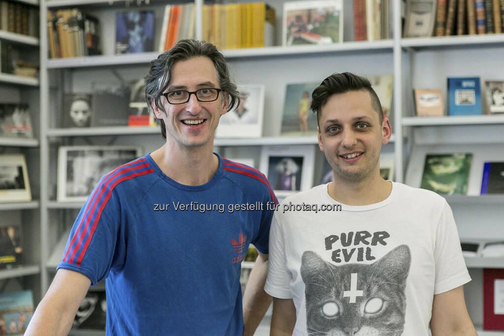 Josef Chladek, Klaus Pichler, © Martina Draper (09.06.2013)