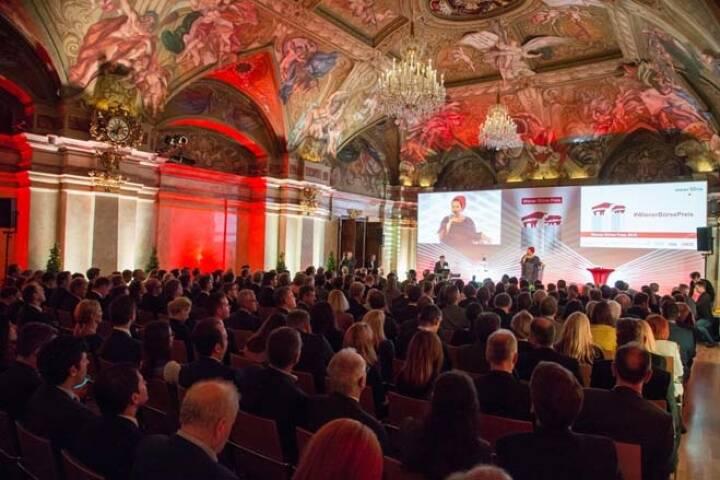 Wiener Börse Preis, Credit: APA-Fotoservice