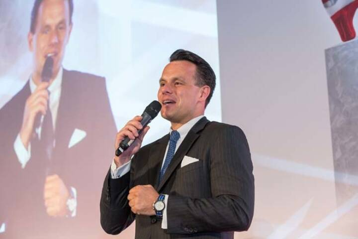 Christoph Boschan, Wiener Börse, Credit: APA-Fotoservice
