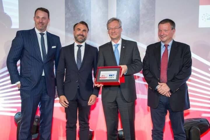 Wiener Börse Preis, Corporate Bond Preis, 2. Platz OMV, Credit: APA-Fotoservice