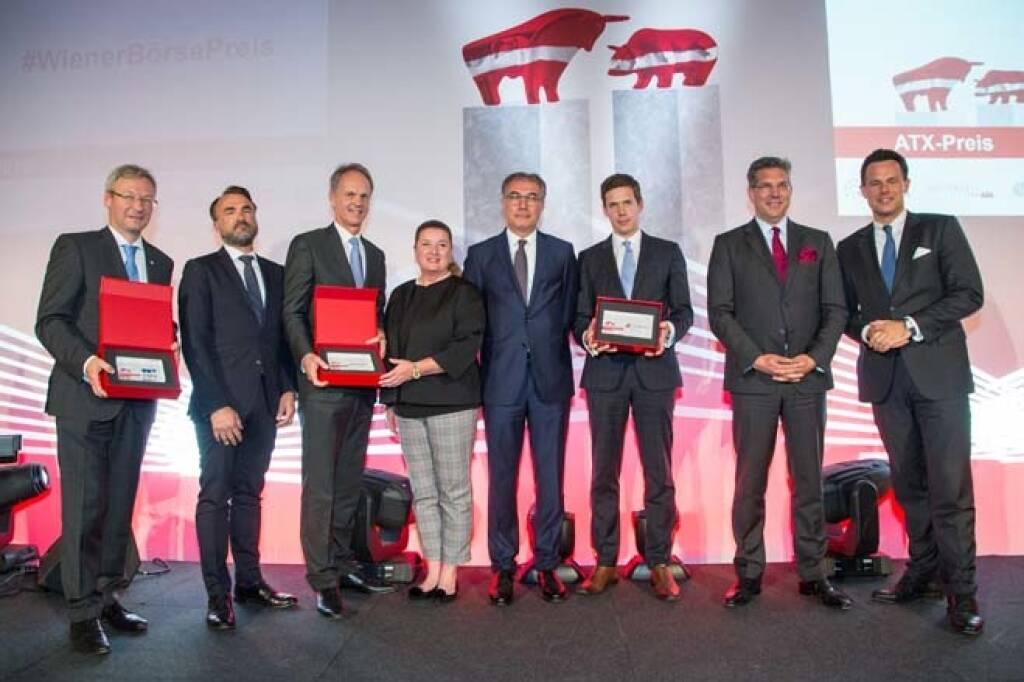 ATX-Preis, Siegerbild, Credit: APA-Fotoservice, © APA-Fotoservice/Wiener Börse (22.05.2018)