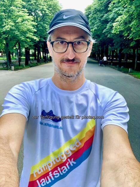 Josef runplugged laufstark Hauptallee (22.05.2018)
