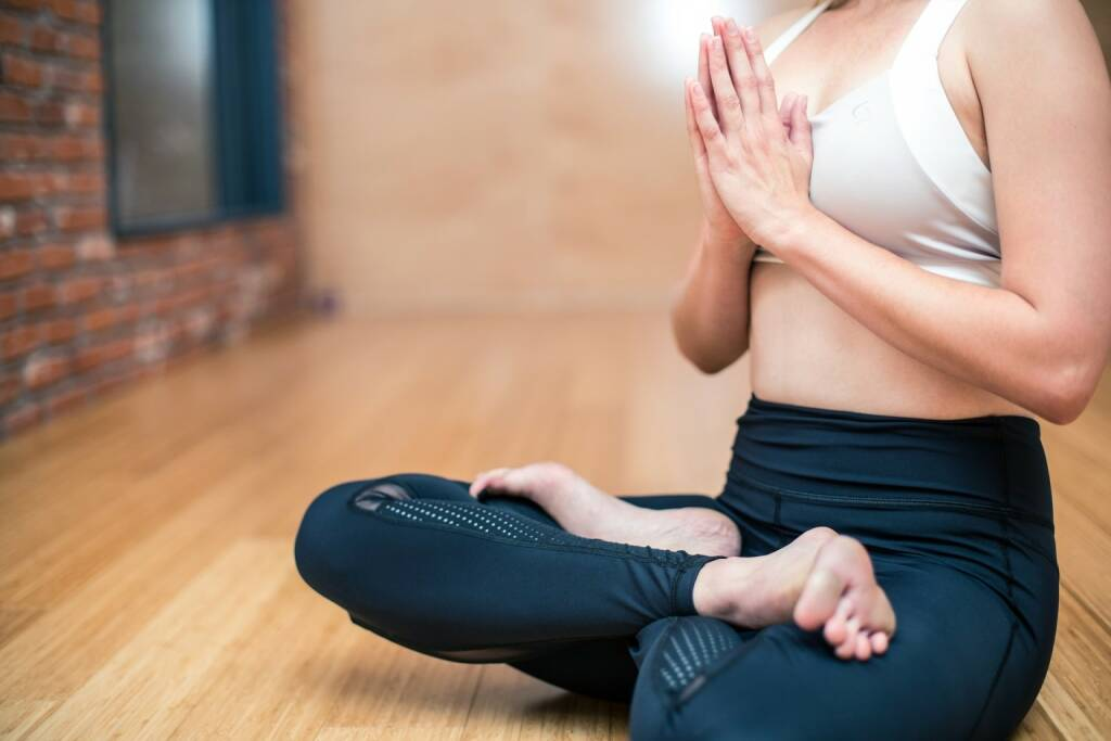 Yoga, Frau, Ruhe, Meditation https://pixabay.com/de/yoga-übung-fitness-frau-gesundheit-3053488/, © diverse photaq (25.05.2018)