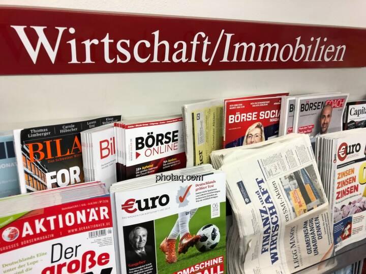 Börse Social Magazine #16, Kiosk, Morawa
