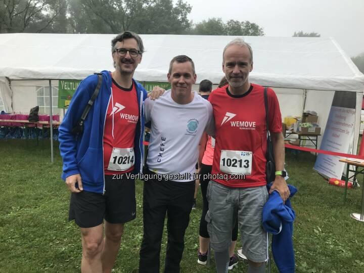Josef Chladek, Markus Riederer, Christian Drastil