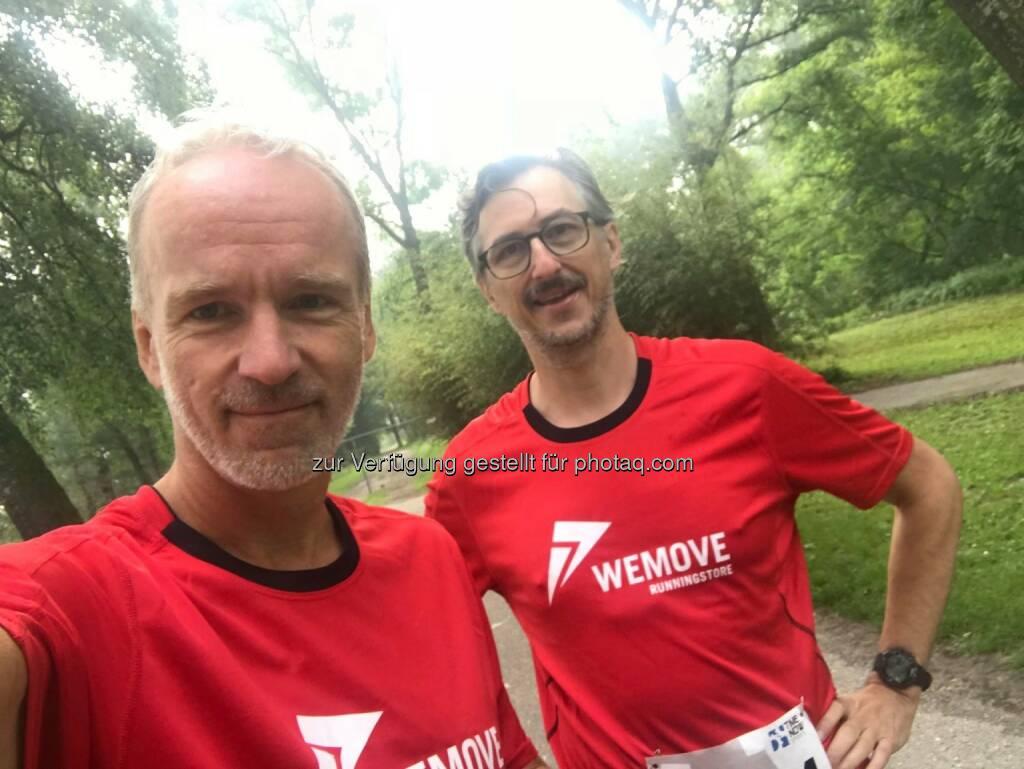Christian Drastil, Josef Chladek, WeMove (26.05.2018)