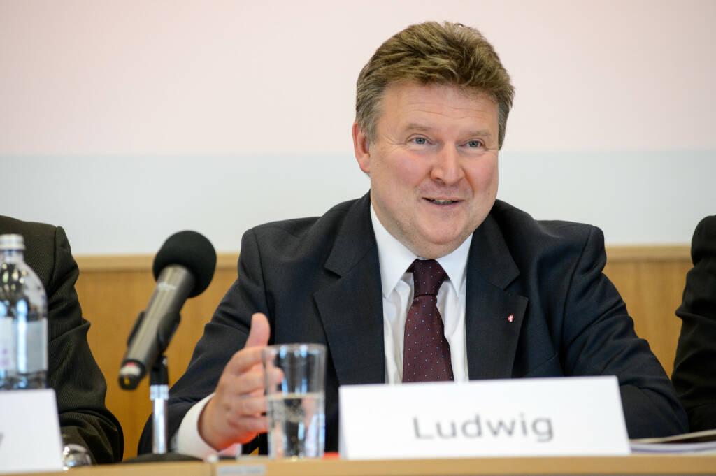 Verband Österreichischer Volkshochschulen: Michael Ludwig: Ein lebenslang Lernender ist Bürgermeister der Stadt Wien; Fotocredit:Stefan Seelig (26.05.2018)