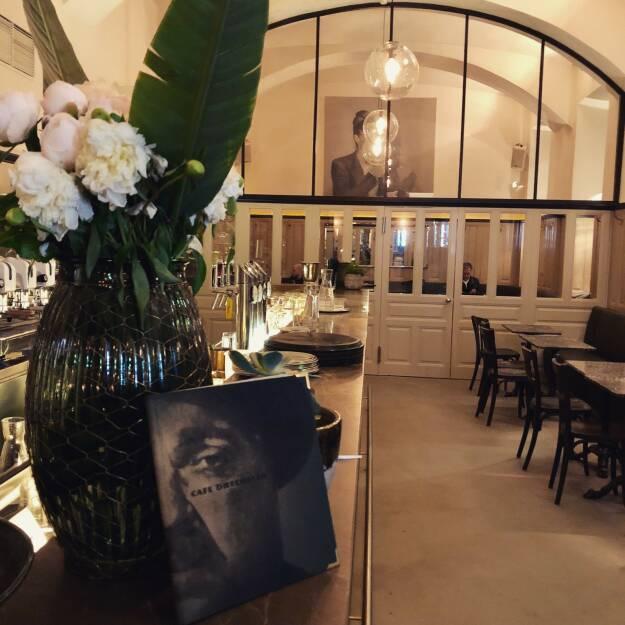 Am 30. Mai öffnen sich nach einer anfänglichen Soft Opening Phase die Pforten des Café Drechsler Neu. Das neue Café Drechsler ist nicht für jeden, aber für alle. Fotocredit:APA (26.05.2018)