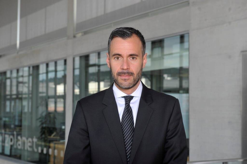 René Nicolodi, Leiter Aktienanlagen bei Swisscanto Invest; Credit: Swisscanto (29.05.2018)