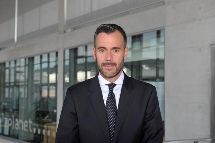 René Nicolodi, Leiter Aktienanlagen bei Swisscanto Invest; Credit: Swisscanto