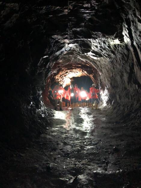 Beim European Lithium Minentag (30.05.2018)