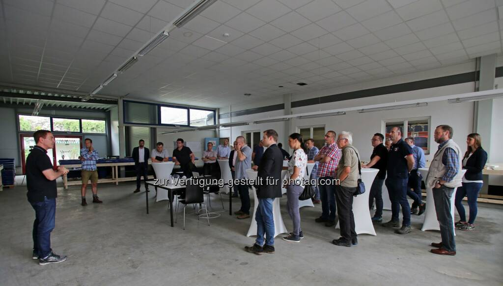 MinenTag European Lithium  Besucher, © European Lithium (31.05.2018)