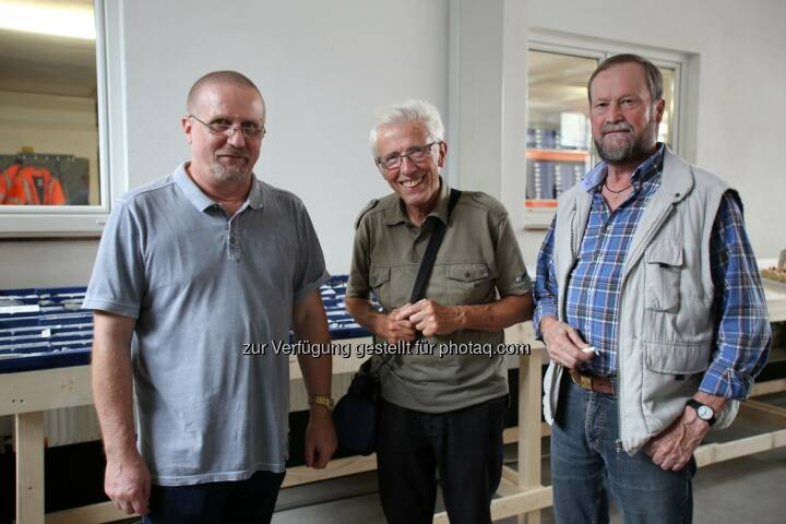 Dietrich Wanke (links), MinenTag European Lithium 2018