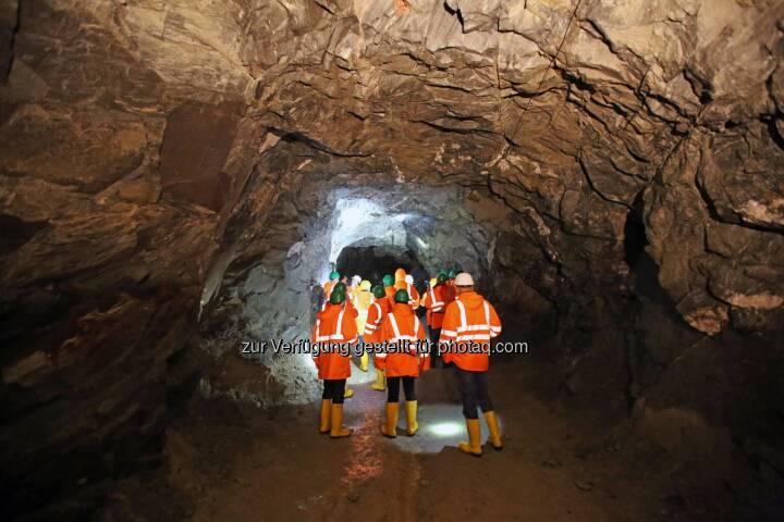MinenTag European Lithium 2018, Stollen