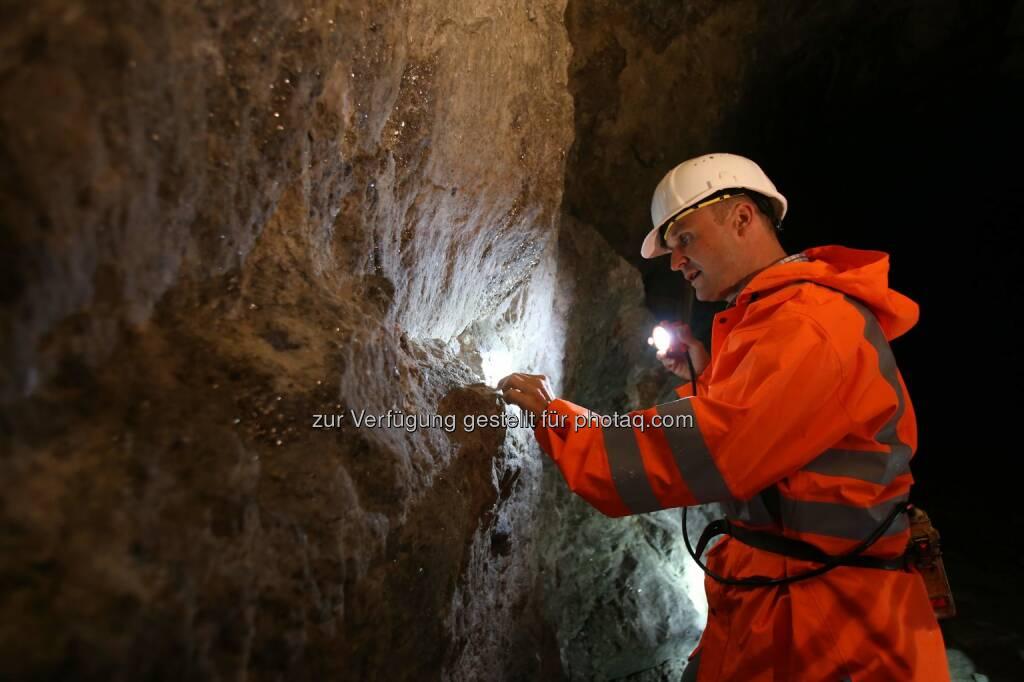MinenTag European Lithium 2018, Stollen, © European Lithium (31.05.2018)