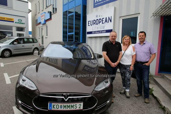 Dietrich Wanke, MinenTag European Lithium 2018, Tesla