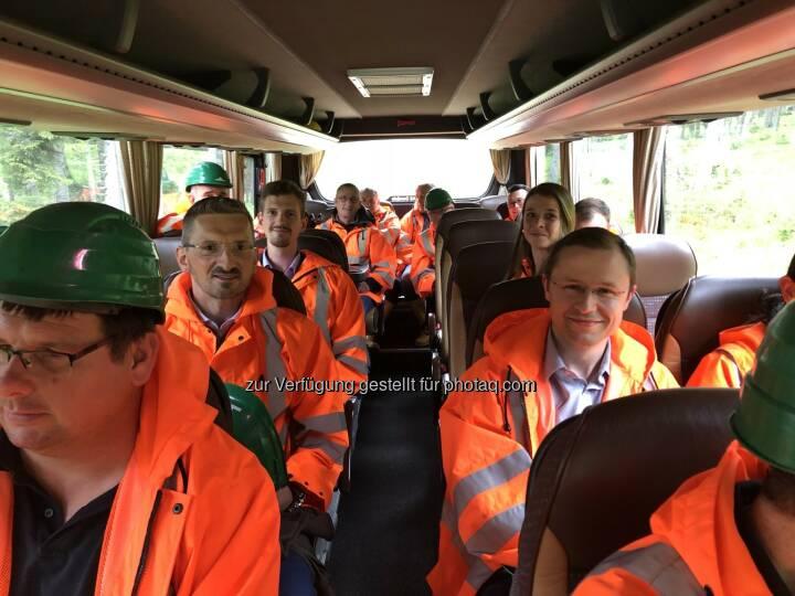 MinenTag European Lithium 2018 Bus