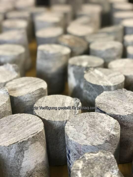 MinenTag European Lithium 2018 Bohrkerne
