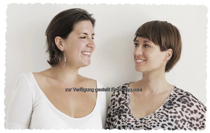 Zissa Grabner und Alexandra von Quadt launchen http://fromaustria.com