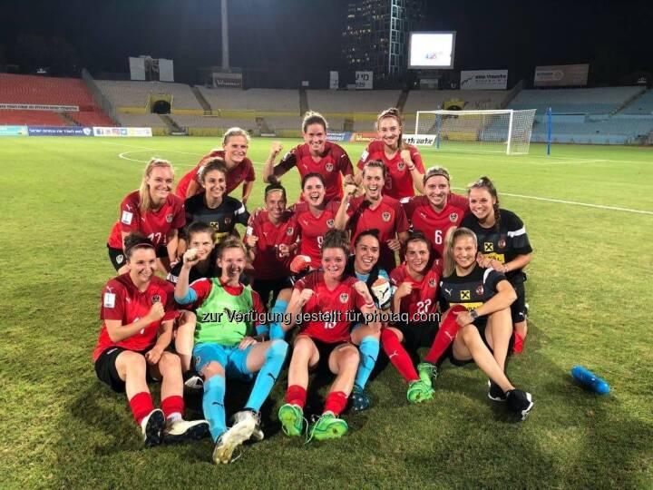 Österreichische Fußballnationalmannschaft der Frauen