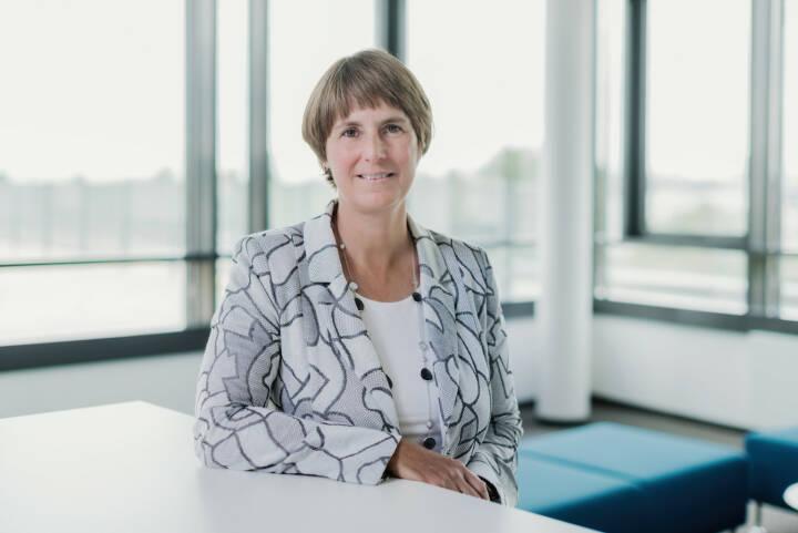 Ingrid Szeiler, Chief Investment Officer Raiffeisen KAG, Bild: Raiffeisen KAG