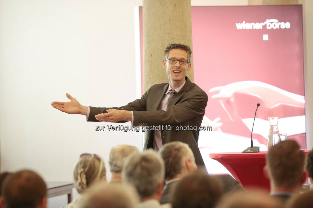 Green Bonds Business Lunch 11.6.2018 Wiener Börse, © Wiener Börse AG /APA-Fotoservice/Tanzer (18.06.2018)