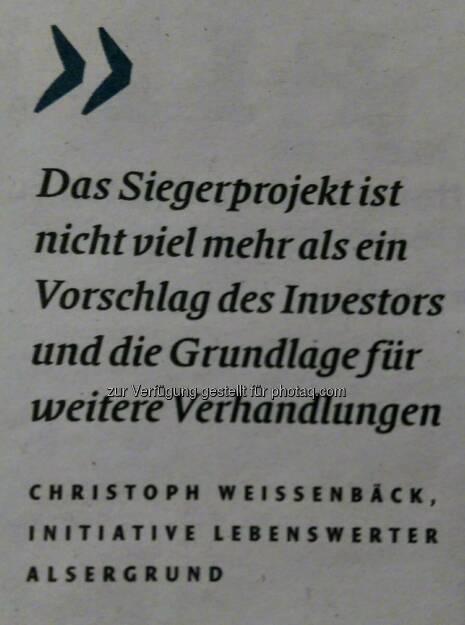 Christoph Weißenbäck, Initiative Lebenswerter Althangrund (22.06.2018)