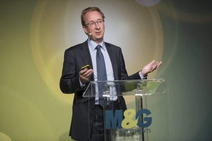 Richard Woolnough, Manager des M&G Optimal Income Fund, Credit: M&G