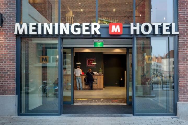 Mit BW Microliving, Meininger Hotel im Zentrum Innsbrucks, wurde bei Home Rocket das erste Crowdfunding für ein Hotelprojekt gestartet. Copyright: MEININGER Hotels